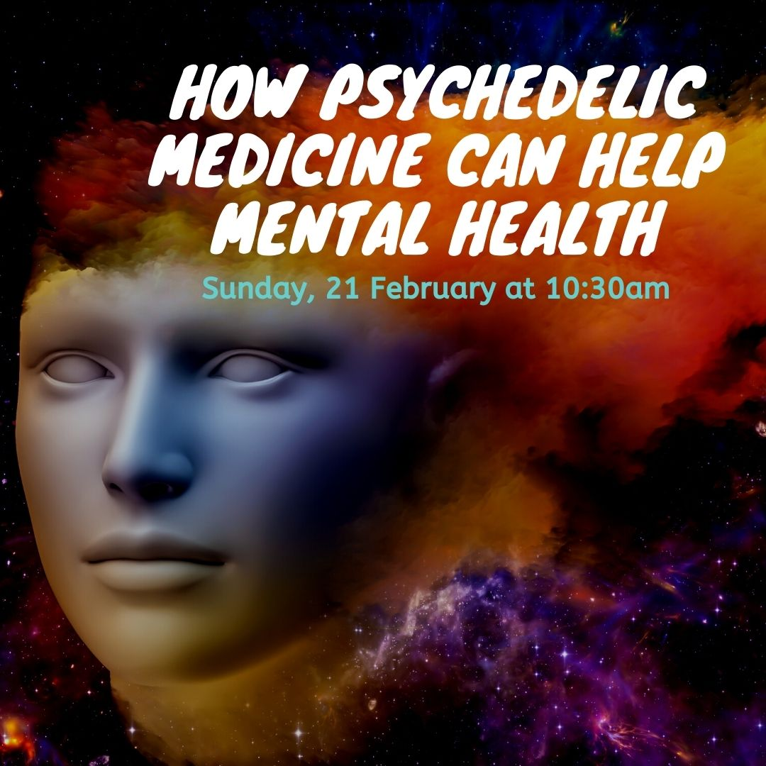 How Psychedelic Medicine can help Mental Health